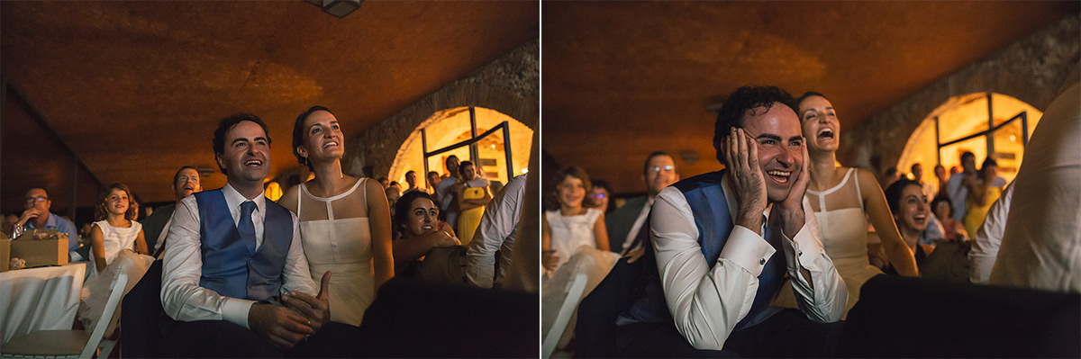 Cris& Santi Wedding photographs in Barcelona