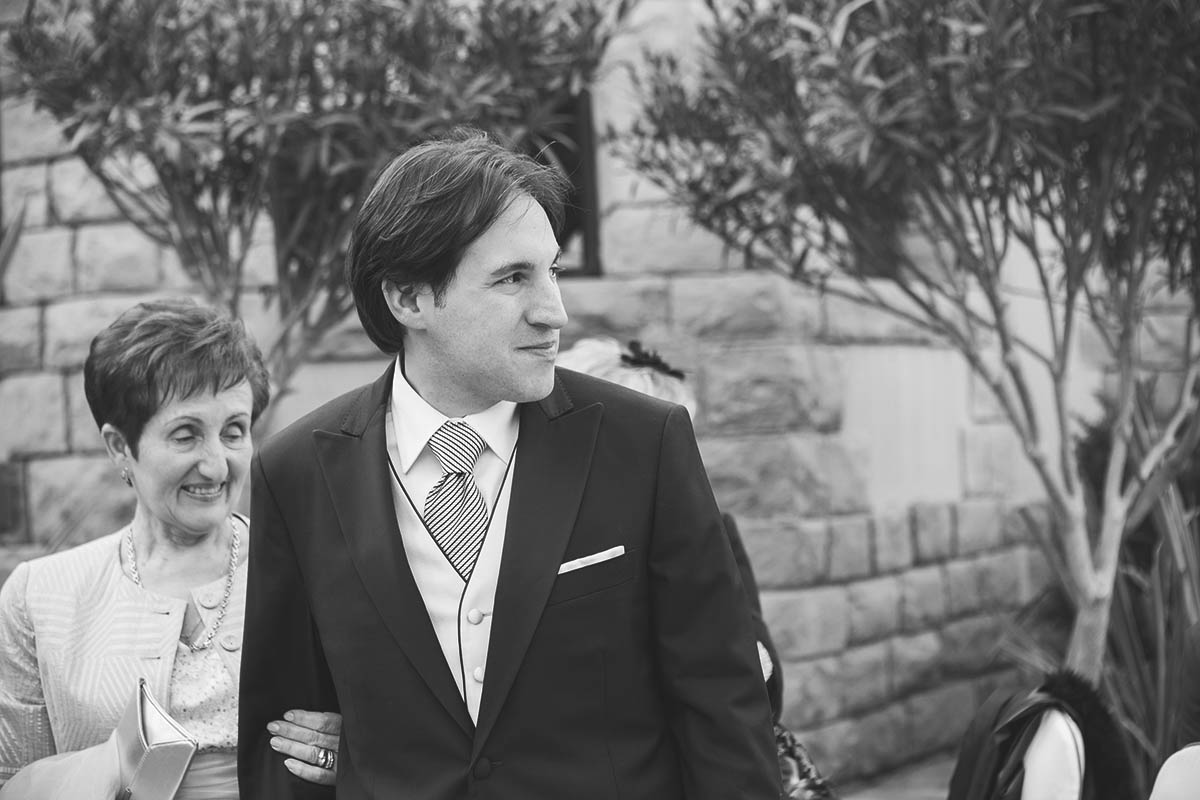 Ania & Gonzalo Wedding photographs in Barcelona