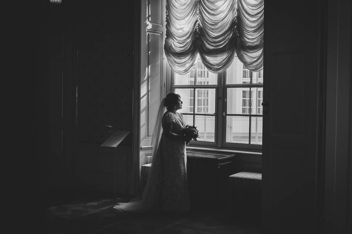 Woluh&Guillaume Wedding photographs in Wien